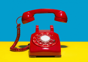 Telefondienst im Fitplus